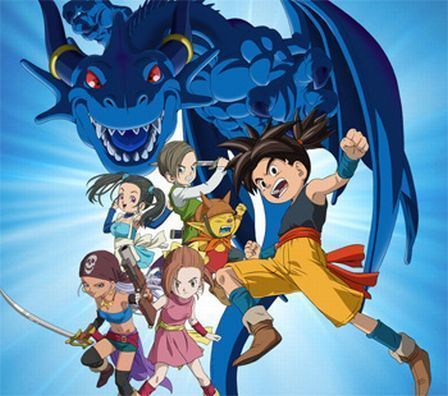 Fille de dragon bleu